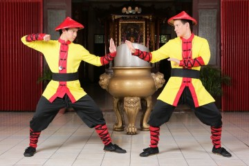 My Kung Fu Chinito Enchong Dee and Richard Yap
