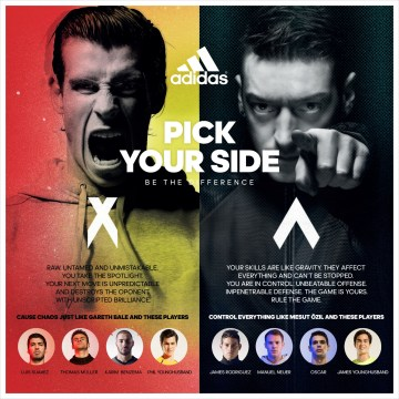 adidas Pick Your Side