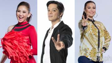 Sarah Geronimo Bamboo Lea Salonga The Voice Kids Coach