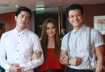 Bridges of love cast Paulo Avelino, Maja Salvador, Jericho Rosales