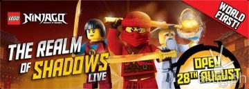 Ninjago live show LEGOLAND Malaysia