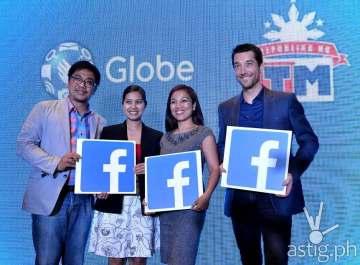 Globe Telecom free Facebook and Viber