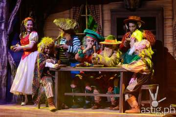 Repertory Philippines' Snow White and the Seven Dwarfs
