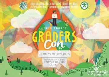 GradersCon 2015 Poster