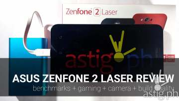 asus zenfone 2 laser full review