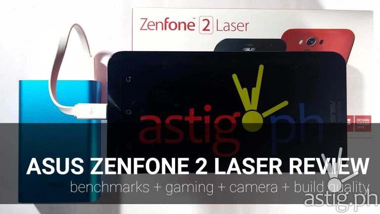 asus zenfone 2 laser full review