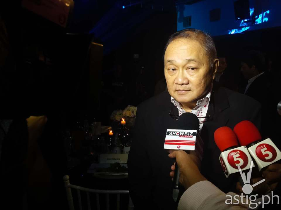 Manuel V. Pangilinan, PLDT and Smart Chairman