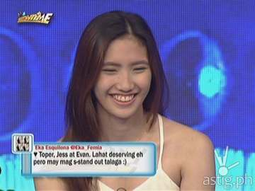 Pastillas Girl Angelica Jane Yap