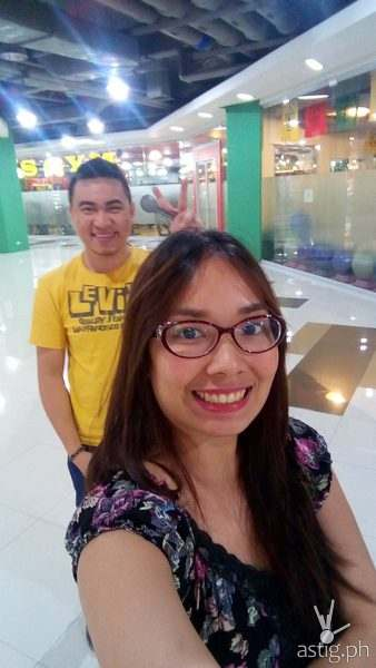 Alcatel Flash 2 Selfie Indoors Selfie