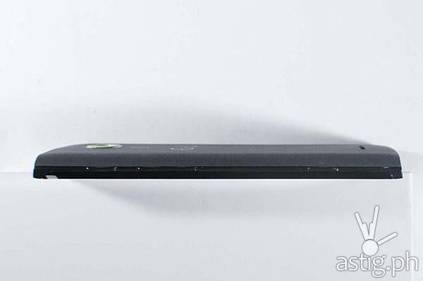 Alcatel OneTouch Flash 2 Side View