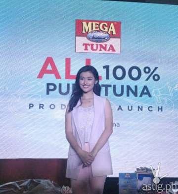 Mega Tuna Liza Sobreano