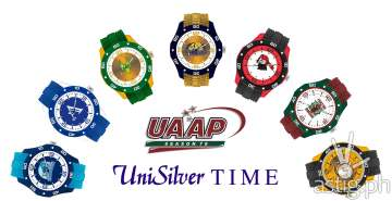 UAAP UniSilver Watches