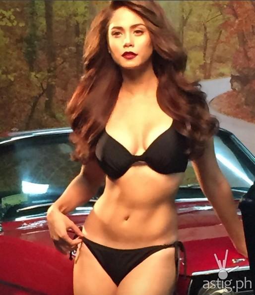 2016 Jessy Mendiola tanduay calendar girl