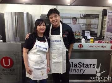 Samsung Cooking Workshop