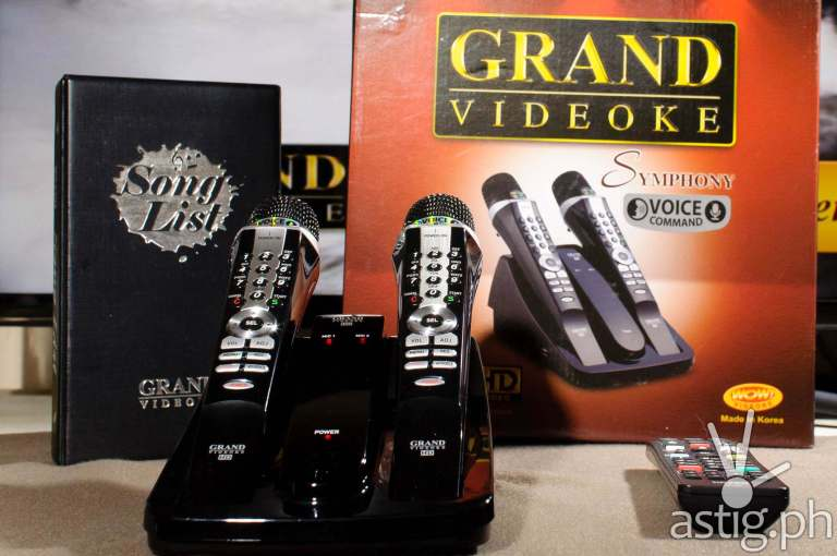GRAND VIDEOKE Symphony 2.0 review