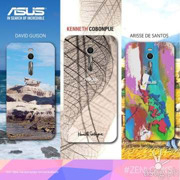 Influencer ZenFone Cases
