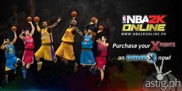 NBA2K Online Gamex