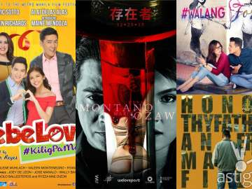 Nilalang Walang Forever Honor Thy Father My Bebe Love MMFF