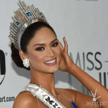 pia wurtzbach miss universe homecoming philippines