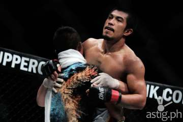 Eric Kelly ONE Championship Clash of Heroes (2)