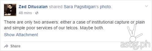 Globe Telecom horror story (2)