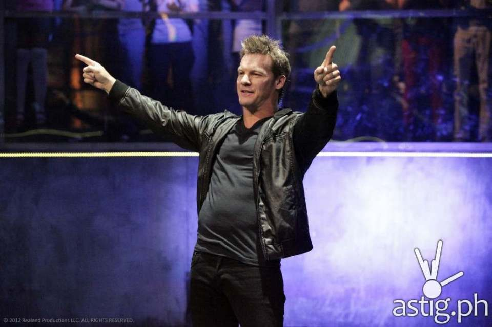 Chris Jericho looks good for his age