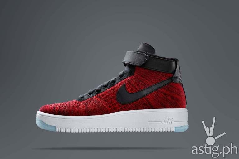 Nike AF1 Flyknit Mens Profile