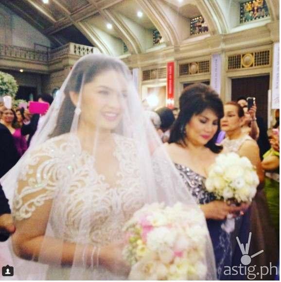 PHOTOS: Vic Sotto and Pauleen Luna wedding   ASTIG.PH