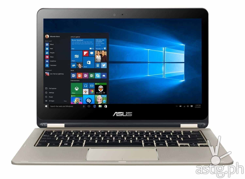 Asus Vivobook Flip Ultra Portable Laptop Tablet In One