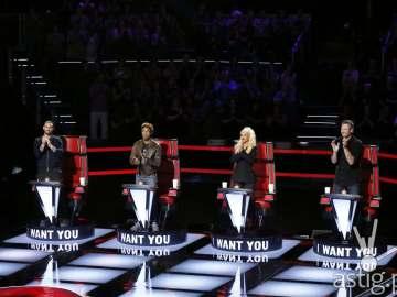 Christina Aguilera The Voice Season 10