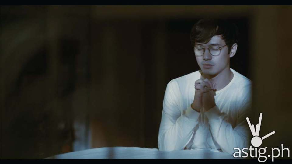 Father Nick prays for enlightenment in Echorsis