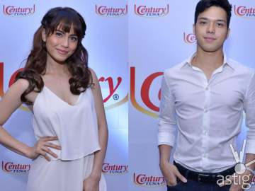 Jessy Mendiola and Elmo Magalona to grace Century Tuna Pre-Finals Weekend