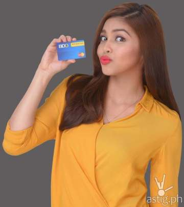 Maine Mendoza for BDO