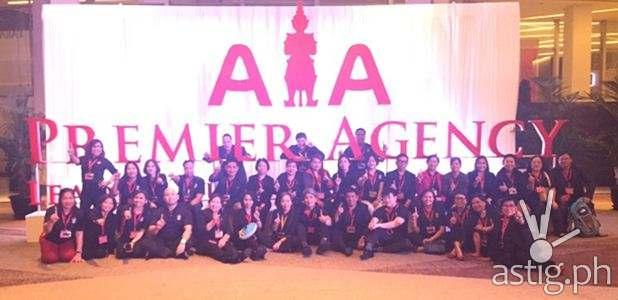 Top Philam Life Leaders Join AIA Premier Leader's Summit 2016 in Bangkok