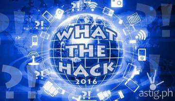 What The Hack 2016