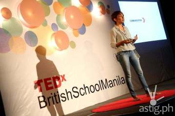 xpress Yourself in TEDxBritishSchoolManila