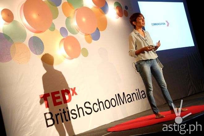 xpress Yourself in TEDxBritishSchoolManila