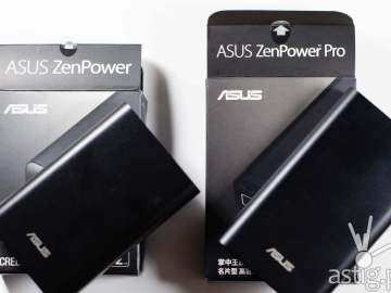 ASUS ZenPower Pro vs ASUS ZenPower