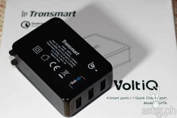 Tronsmart Quick Charge 3.0 with VoltIQ