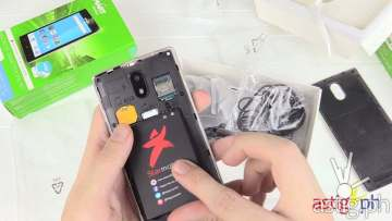 starmobile play click review unboxing