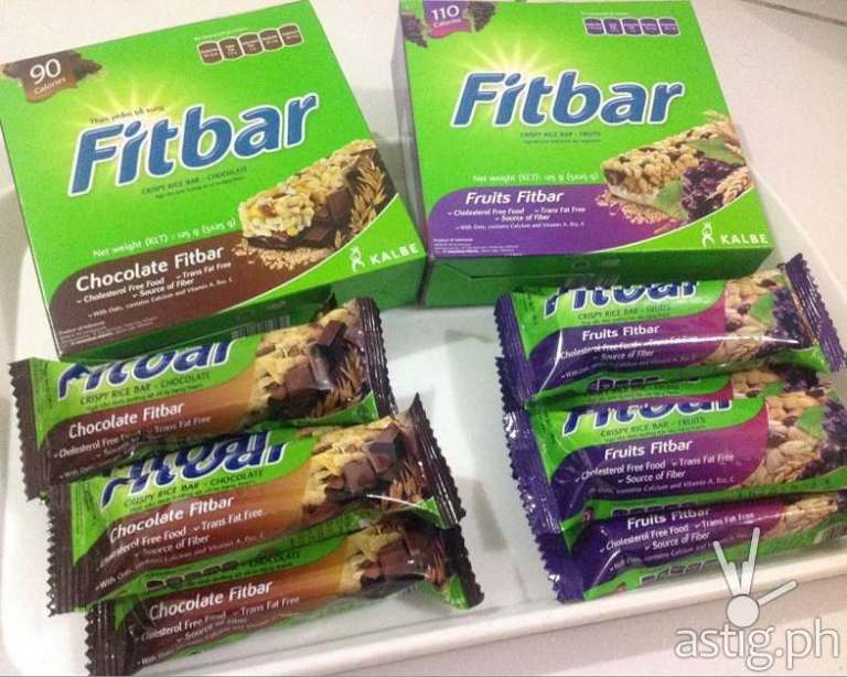 FITBAR: Quick and healthy snacks for today's on-the-move