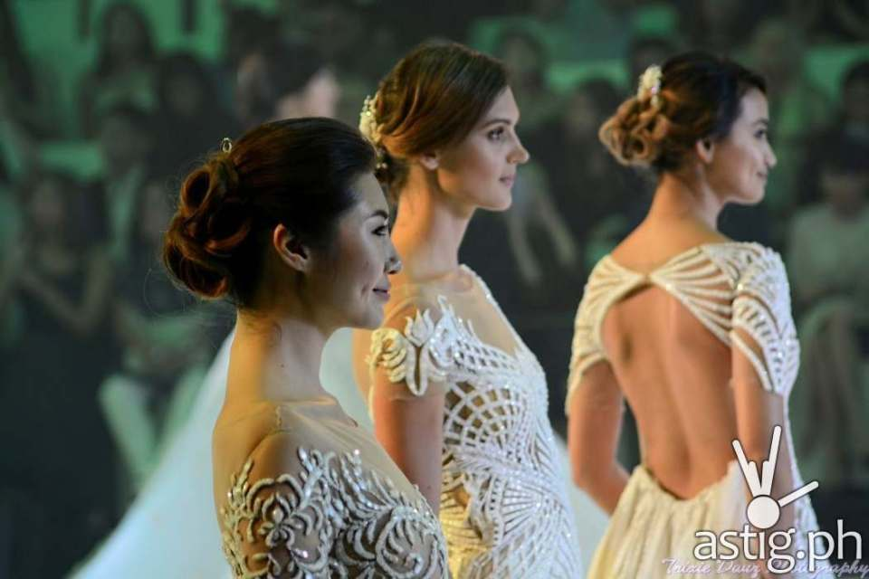 Wedding gowns at Marriott Hotel Manila - Marry Me At Marriott