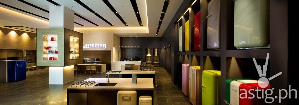 SMEG Philippines opens its first store in Park Terraces Makati