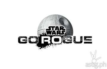 Star Wars Rogue One Go Rogue logo