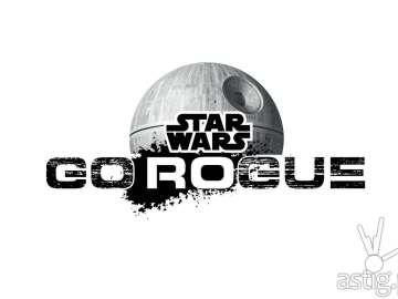 Star Wars Rogue One Go Rogue logo