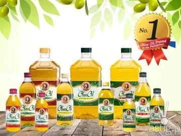 Doña Elena Olive Oil variants