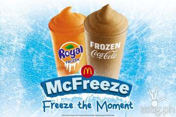 McDonalds McFreeze