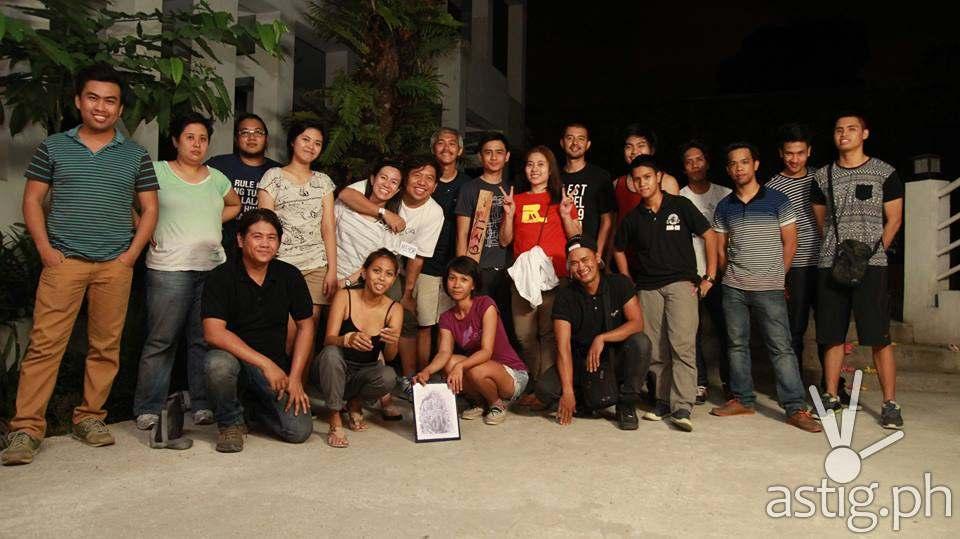 Caretaker cast and crew