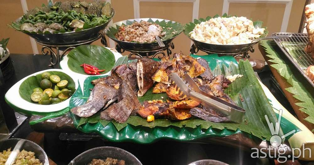 Cabalen Sisig and Fish Selections