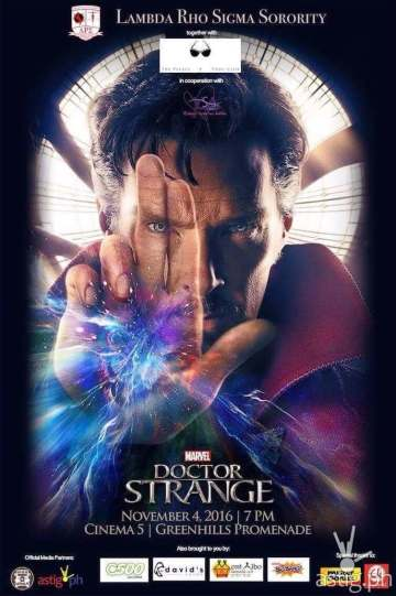 Doctor Strange movie Marvel